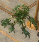 Wooded wraith