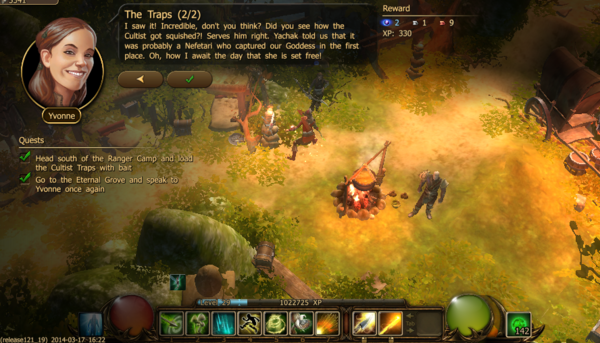 The traps 2.2