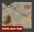 Atlantis above water icon