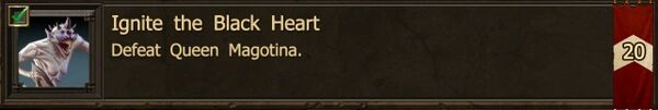 Magotina kill achievement