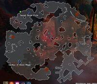 Bloodmoon over Varholm map