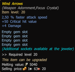 Winarrow tooltip