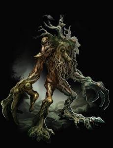 Root creatures