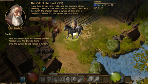 The call of the hunt 3.1