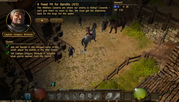 A feast fit for bandits 4.2