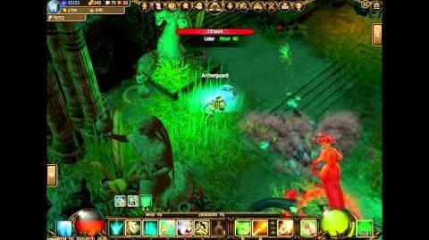 Drakensang Online Temple Sector (Archerguard)