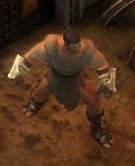 Keen's Fist