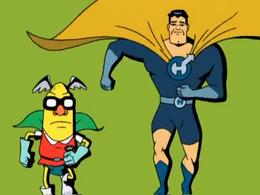 Captain Hero Theme Song