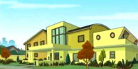 Drawn Together House