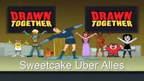 Sweetcake Uber Alles