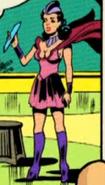 Captain Hero's Mother in the comics