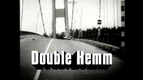 Drawn Together - Double Hemm
