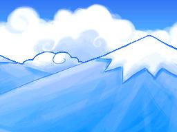 Mountains Backdrop