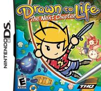 Drawn to Life The Next Chapter DS cover