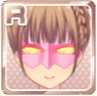 Mysterious Mask Pink