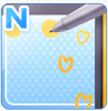 Art App Frame Yellow