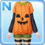 Pumpkin T-Shirt Orange