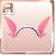 RabbitHairbandPink
