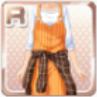 Farmer's Overalls Orange