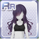 Dark Witch's Hairstyle
