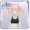 Songstress Hair Pink Gold