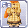 Chequered Duffle Coat
