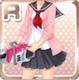 Chainsaw Schoolgirl Pink