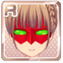 Mysterious Mask Red