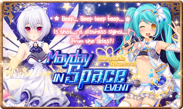 Mayday In Space Event