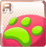 File:Paw-Print Cushion Red.png