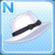 Stylish Hat White
