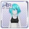 Angelic Cyan Hair