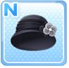 Old-Timey Hat Black