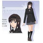 Haruka Morishima Anime next top model cycle 1