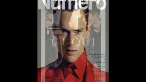 Top 50 male models 2010 by James Khone