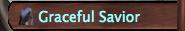 Graceful Savior-Armor Shop
