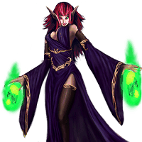 Elite Sorceress