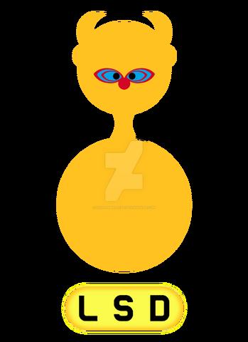 File:Lsd dream emulator mascot by giantpurplecat-d916hy9.png