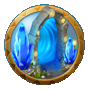 Dream icon dungeon of arcane crystal