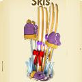 Skis deco