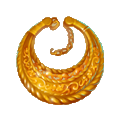 Coll archeodiscoveries necklace