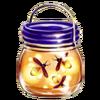 Can of fireflies