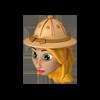 Headf archaeologists cap