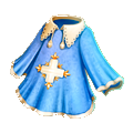 Coll musketeer mantle
