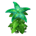 Res emerald flower 1