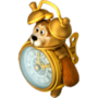 Clock-bear deco