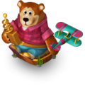 Bear with a plane deco.png