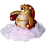 Bear on cloud deco