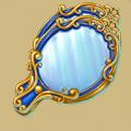 Coll revelation hand mirror