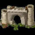 Forgotten kingdom castle gate stage1